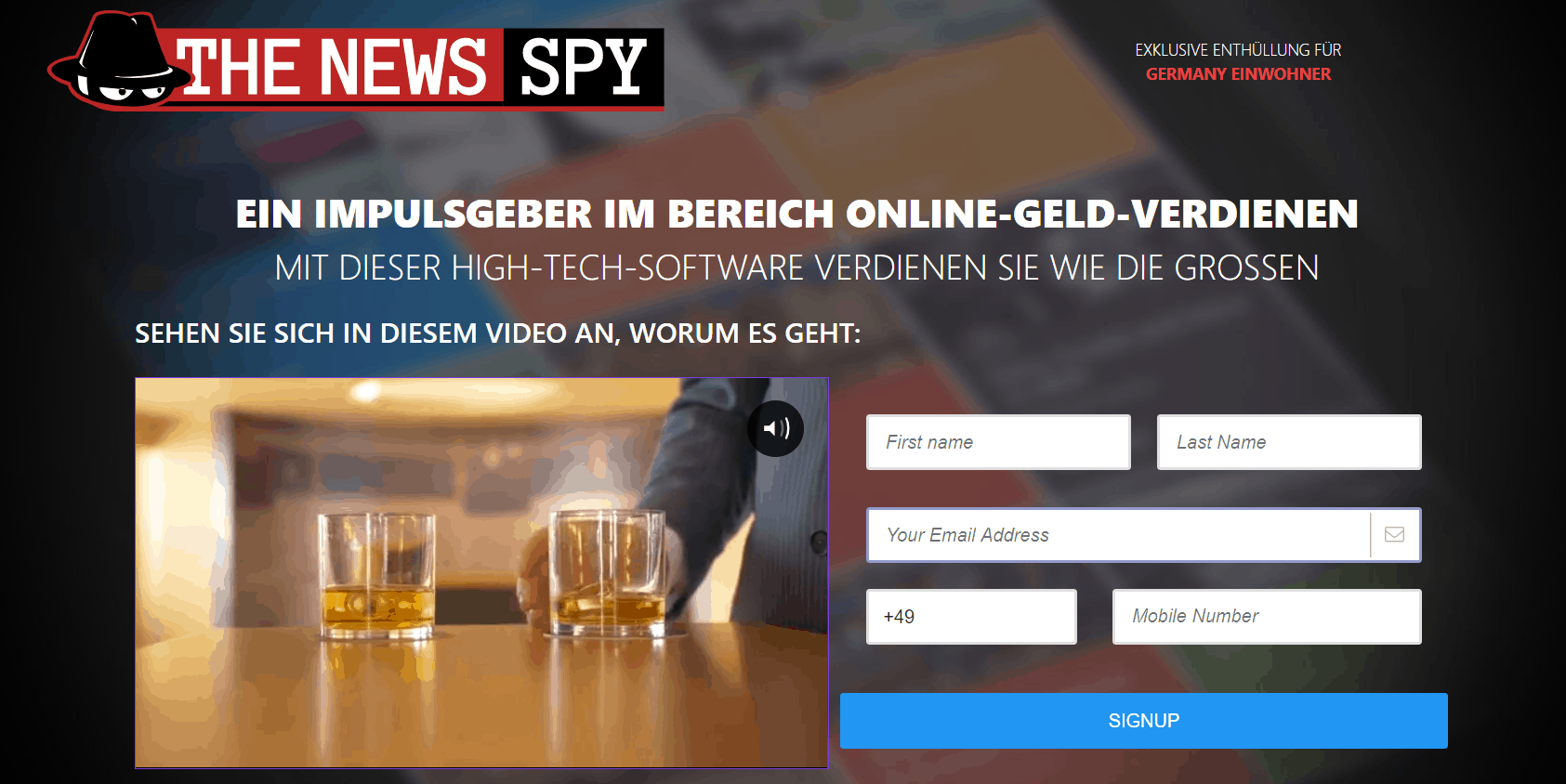 News spy german July 4, 2020