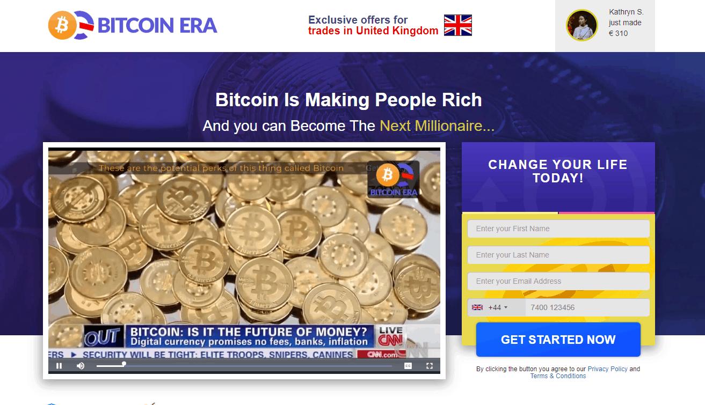 Bitcoin-tijdperk