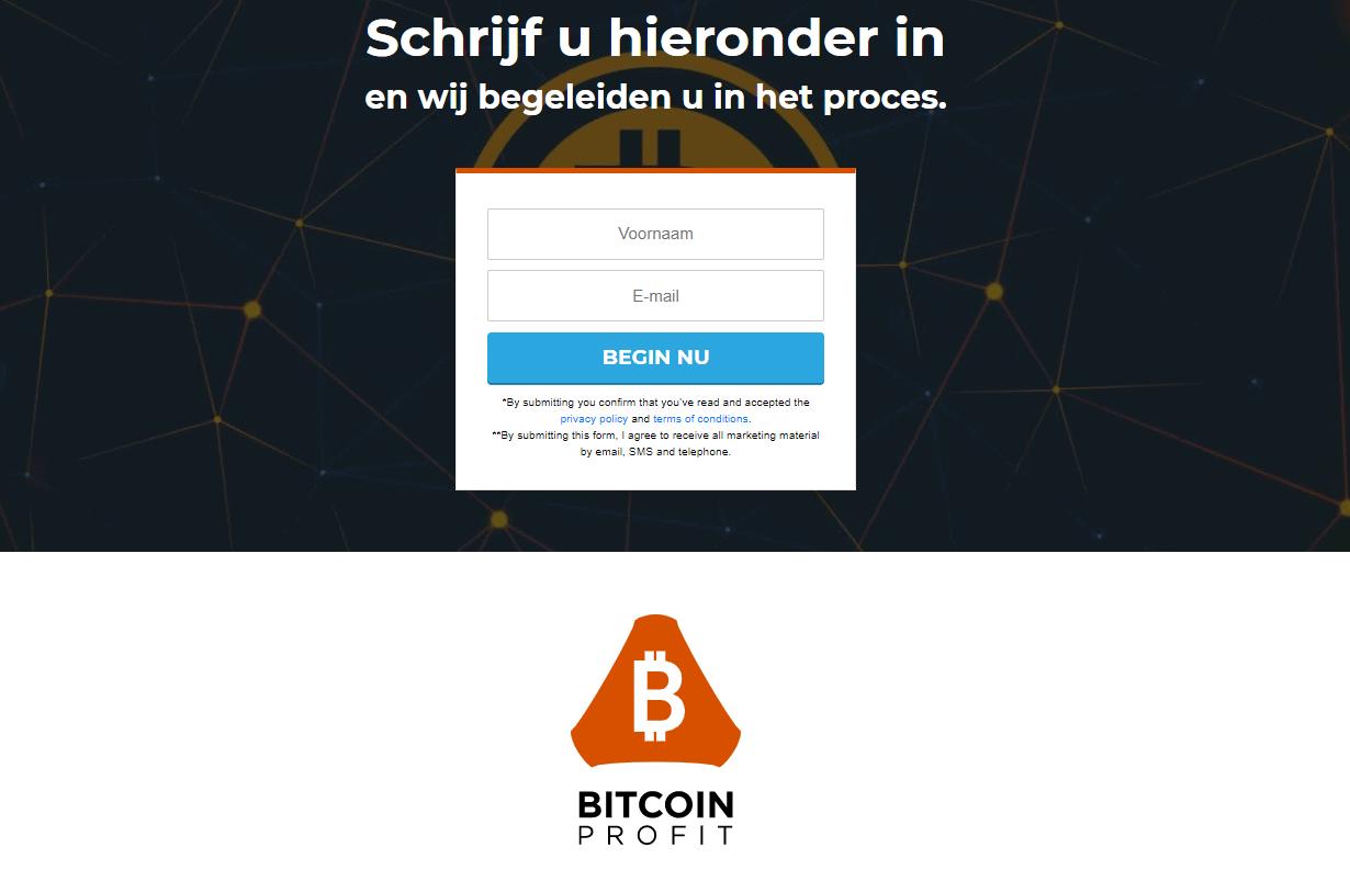 Bitcoin Profit Schrijf