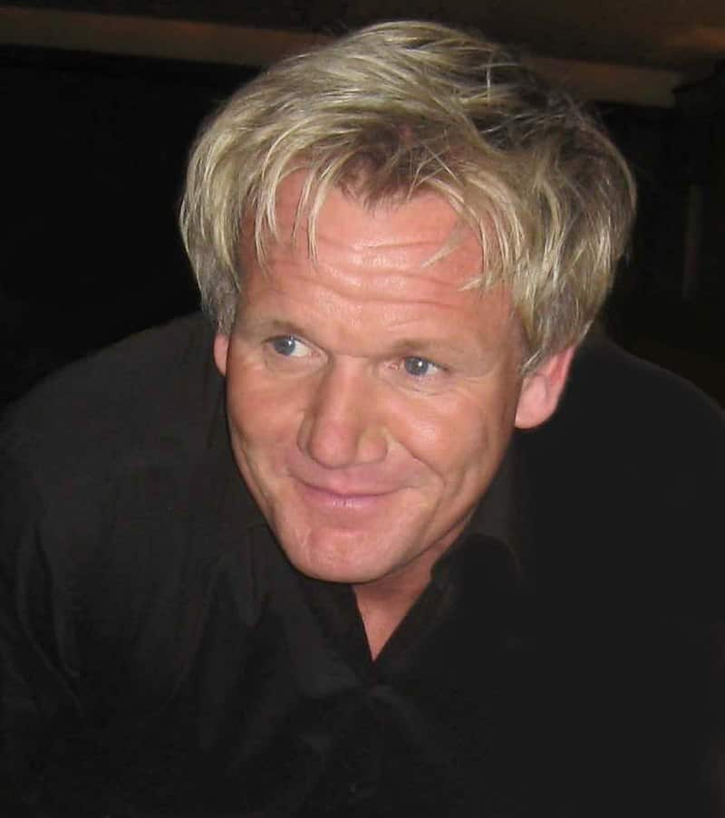 Gordon Ramsay Face Wikipedia