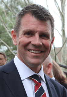 Mike Baird Face Wikipedia