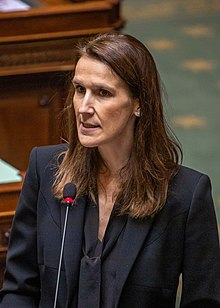 Sophie Wilmès Face Wikipedia