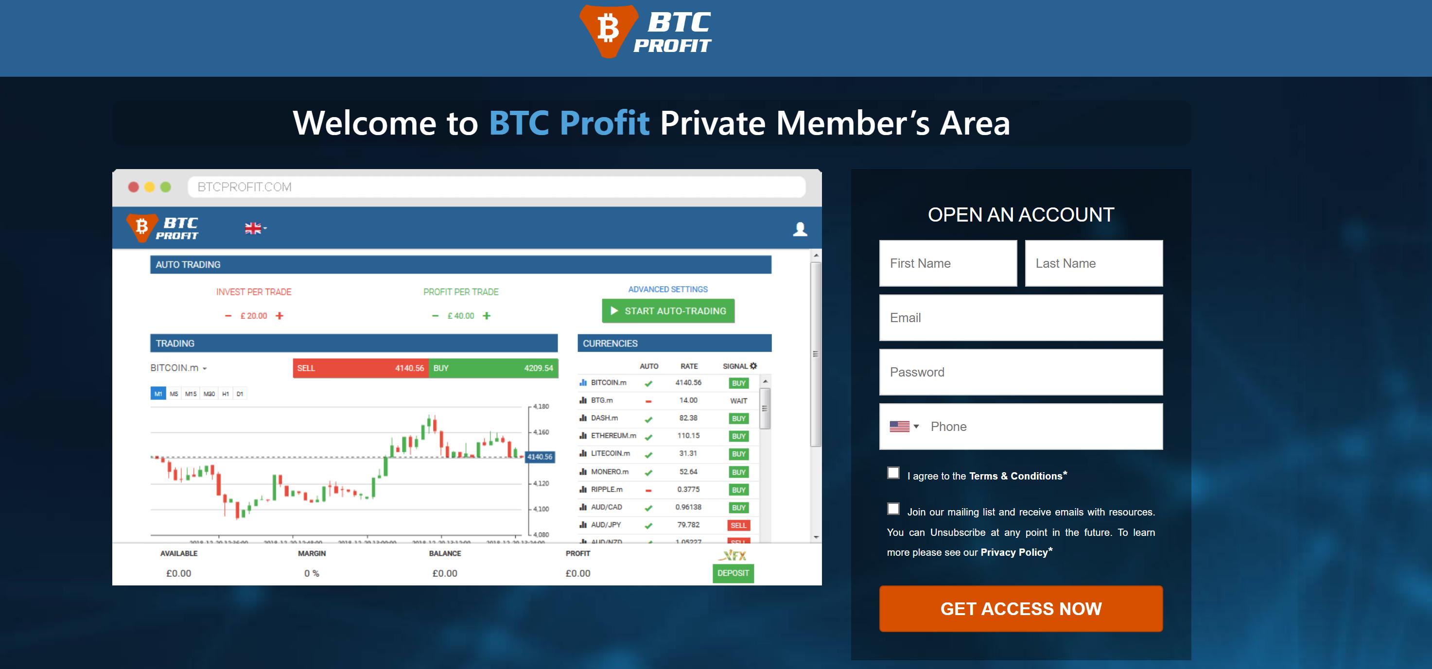 Profit Bitcoin Revisione – Scam o Legit – Snipp Crypto