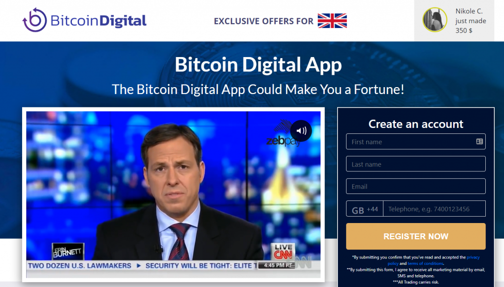 bitcoin digital översyn